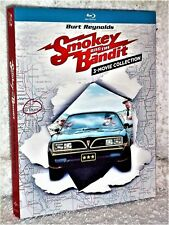 Smokey And The Bandit 3-Movie Collection (Blu-ray, 2021) NEW Jackie Gleason