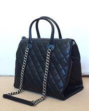 0c62fa736d2 CHANEL Black Leather Bags   Handbags for Women   eBay