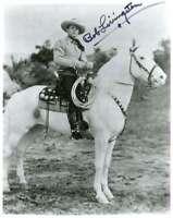 Bob Livingston Psa Dna Certed Hand Signed 8x10 Photo Autograph Authenticated