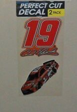 NASCAR CARL  EDWARDS  19   2 4X4 DECALS FAST FREE SHIPPING