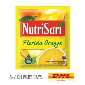 [NUTRISARI] Vitamin C Mineral Halal Drink Powder Sachet Florida Orange 40x14g
