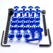 Pro-Bolt Aluminium Carénage Bolt Kit-Bleu FSU160B SUZUKI GSX-R1000 K1-K2 01-02