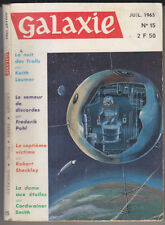 C1 GALAXIE # 15 1965 Keith LAUMER BOLO Pohl TENN Cordwainer SMITH Sheckley YOUNG