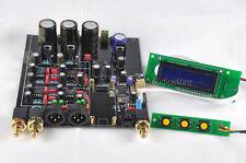 Latest ES9028 ES9028PRO 32bit 384K DSD DAC D/A Converter,Optional USB Input