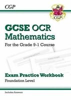 GCSE Maths OCR Exam Practice Workbook: Foundation - for the Grade 9-1 Course (in