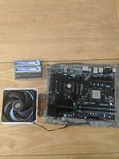 AMD A10-7800 APU + Motherboard + Ram