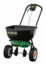 Scotts  Elite  6 ft. W Broadcast  Spreader  For Fertilizer 20M
