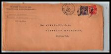 GP GOLDPATH: PHILIPPINES COVER 1909 _CV338_P11