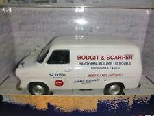 "CORGI CC02722  Ford Transit Mk1 - ""Bodgit and Scarper""  1:43 scale"