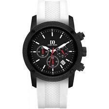 NEW Danish Design IQ12Q1020 Gent's Stainless Steel Watch Chronograph