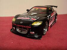 Jada    Mazda RX8  1/24 scale  Import Racer NO LONGER MADE ! Rare BORLA GRAPHICS