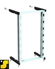 "Rack Magic 21HE Wandverteiler 400mm Tiefe - 48,3cm( 19 Zoll 19"" ) Wand Rack B"