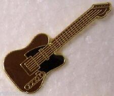 Hat Lapel Pin Push Tie Tac Music Musical Instrument Guitar #9 NEW