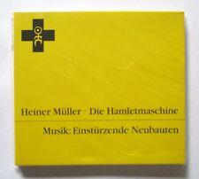 Einstürzende Neubauten - Die Hamletmaschine 1991 German Digipak CD - EGO 111