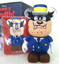 "DISNEY VINYLMATION 3"" HAVE A LAUGH SERIES CONDUCTOR EVIL PETE CHASER TOY FIGURE"