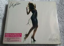 KYLIE MINOGUE FEVER KOREA ONLY EXCLUSIVE PACKAGE + FREE GIFT