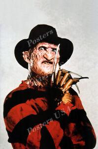 Posters USA - A Nightmare On Elms Street Freddy Krueger Movie Poster - FIL812