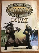 Explorers Edition: Savage Worlds Deluxe RPG - NEW