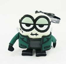 New Universal Studios Despicable Me Minion Monsters Frankenstein Plush Key Chain