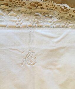 Vintage french sheet(single)