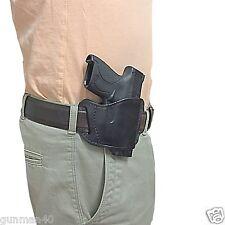S&W M&P Shield (9MM) Leather gun holster RH