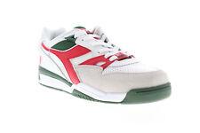 Diadora Rebound Ace Beta 175499-C5283 Mens White Suede Low Top Sneakers Shoes