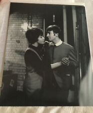 Photo Of Helen Shapiro & John Lennon Signed By Helen Shapiro With Authenticity