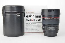 Canon EF 14mm F/2.8 II USM