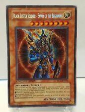Black Luster Soldier Envoy of the Beginning - MC2-EN004 - Secret YGO Card PL
