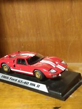 Shelby Collectibles 1/18 Scale GT40 MKII model kit