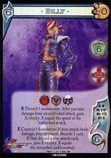 UFS - King of Fighters 2006 - BILLY 1-Dot - #02/17 - 4-Dot Promo Character Card