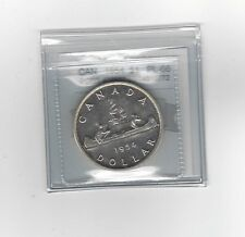 **1954** Coin Mart Graded Canadian Silver Dollar **PL-66** PCGS#