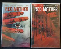 THE RED MOTHER 7 & 8 LOT ~BOOM! STUDIOS ~BRAND NEW & NM! AWESOME FIRST PRINT!