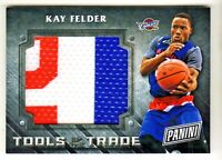 2016 Panini Black Friday TOOLS OF THE TRADE RELIC KAY FELDER RC Rookie Cavaliers