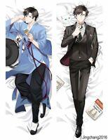 Game Mystic Messenger  Luciel Choi Dakimakura Hugging Body Pillow Case Cover