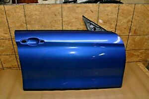 Right Front Door Shell Blue(Metallic) BMW OEM F36 428i 435i 430i Gran Coupe
