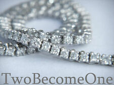"Excellent Cut Fine Diamond Bangles 7 - 7.49"" Length"