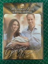 William and Kate A Royal Arrival Prince George DVD New and Sealed
