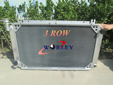3 Rows Aluminum Radiator for NISSAN Patrol GQ 2.8 4.2 DIESEL TD42 3.0 PETROL Y60