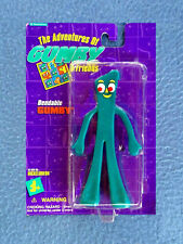 BENDABLE GUMBY THE ADVENTURES OF GUMBY and FRIENDS TRENDMASTERS FIGURE 1995