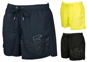 EMPORIO ARMANI men's swimwear boxer shorts or pool beachwear item 211740 0P427