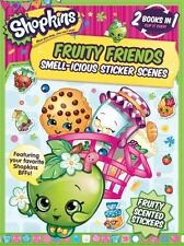 Shopkins Fruity Friends/Strawberry Kiss (Sticker and Activity Book): By Littl...