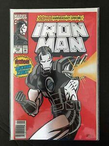 IRON MAN  #288  MARVEL COMICS 1993 VF+ NEWSSTAND