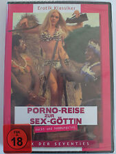 Porno Reise zur Sex Göttin - Nackt + hemmungslos, Erotik, lesbische Journalistin
