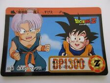 Carte DRAGON BALL Z DBZ Carddass Hondan Part 19 N°93 - BANDAI 1994 Jap