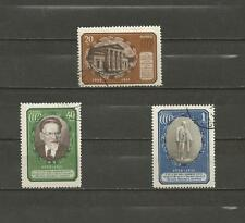 RUSSIA - 1951 The 5th Death Anniversary of M.I.Kalinin   - USED SET..
