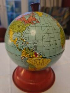 Vintage 1950s Globe