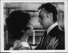 Elizabeth Taylor Richard Burton in The Comedians Lot of 2 CBS TV Press Photos