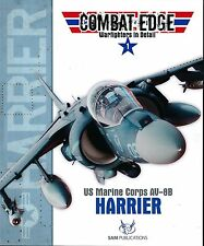 US Marines Corps AV-8B Harrier (Combat Edge Warfighters in Detail 1) - New Copy