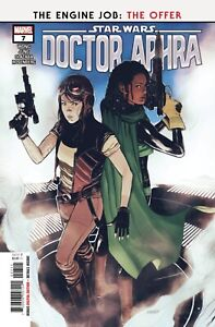 STAR WARS DOCTOR APHRA #7 CVR A SWAY 1/20/21 FREE SHIPPING AVAILABLE